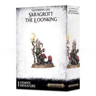 WARHAMMER Age of Sigmar GLOOMSPITE GITZ SKRAGROTT THE LOONKING