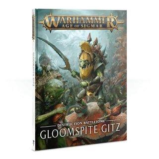 WARHAMMER Age of Sigmar BATTLETOME: GLOOMSPITE GITZ (SB) (Deutsch)