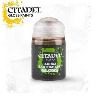 Modellbaufarbe Citadel SHADE:AGRAX EARTHSHADE GLOSS 24ml
