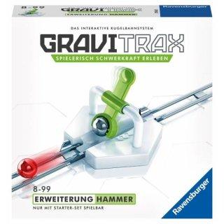 Ravensburger GraviTrax Erweiterung Hammerschlag Kugelbahn