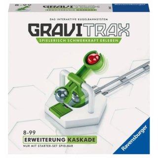 Ravensburger GraviTrax Erweiterung Kaskade Kugelbahn