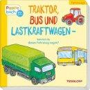 Traktor, Bus und Lastkraftwagen Kinderbuch