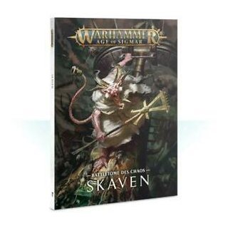WARHAMMER Age of Sigmar BATTLETOME: SKAVEN (PB) (Deutsch)