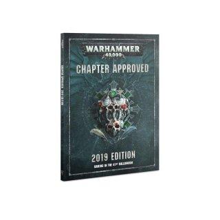 WARHAMMER 40K Index Chaos ENGLISCH