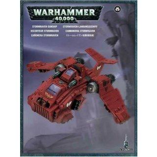 WARHAMMER 40k STORMRAVEN DER BLOOD ANGELS