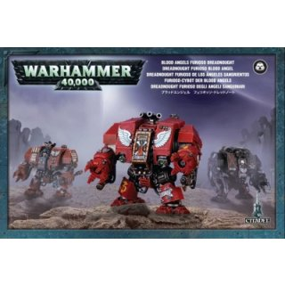 WARHAMMER 40k FURIOSO-CYBOT DER BLOOD ANGELS