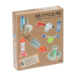 Re-Cycle-me Weltraum Themenbox