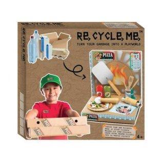 Re-Cycle-me Bastelspaß Pizzaria