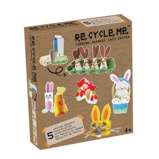 Re-cycle-me Bastelspaß Oster Themenbox
