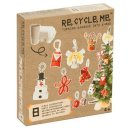 Re-cycle.me Bastelspaß Weihnachts Themenbox