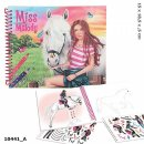 Malbuch Dress up your Horse Miss Melody