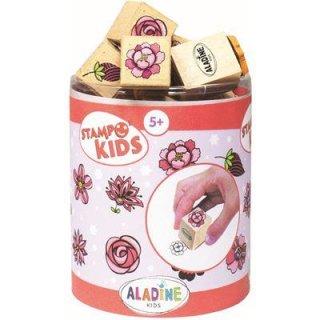 Stempelset Blumen Stampo Kids