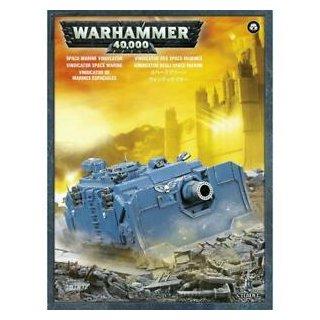 WARHAMMER40k SPACE MARINE VINDICATOR MKII