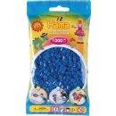 1 Hama Bügelperlen Beutel 1000 Stück Hellblau