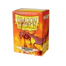 Dragon Shield Hüllen Standard Matte  Orange (100...