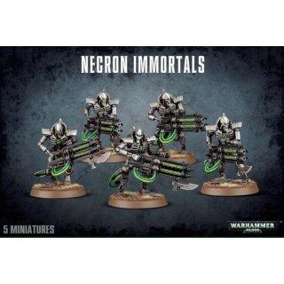 WARHAMMER 40lk NECRON IMMORTALS/DEATHMARKS