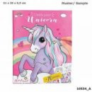 Malbuch Ylvi Create your Unicorn