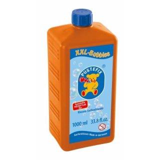 PUSTEFIX Nachfüllflasche 1000 ml xxl Bubbles