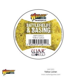 Battlefields &  Basing Yellow Lichen