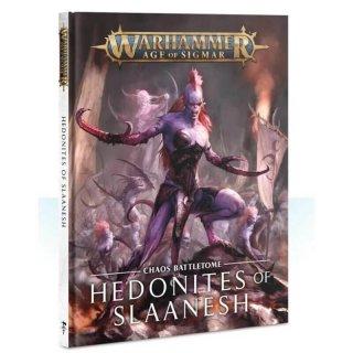 WARHAMMER Age of Sigmar Battletome Hedonites of Slaanesh