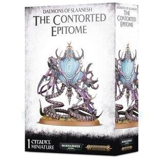 WARHAMMER Age of Sigmar DAEMONS/SLAANESH: THE CONTORTED EPITOME