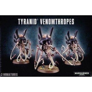 WARHAMMER 40k TYRANID VENOMTHROPES