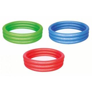 Pool 3 Ring Ca. 152X30cm 3 fach sortiert
