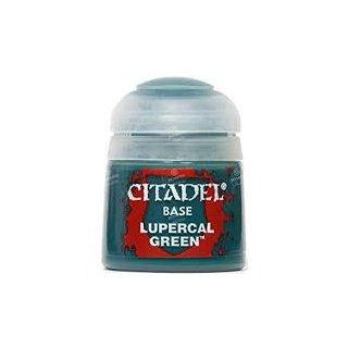 Modellbaufarbe Citadel BASE: LUPERCAL GREEN (12ML)