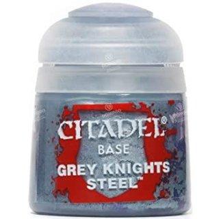Modellbaufarbe BASE: GREY KNIGHTS STEEL (12ML)