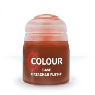 Modellbaufarbe BASE: CATACHAN FLESHTONE (12ML)