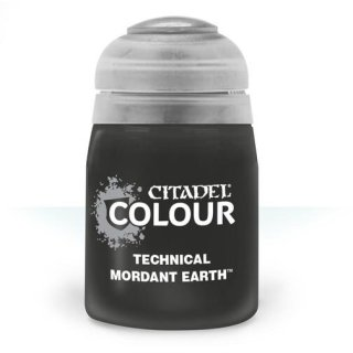 Modellbaufarbe TECHNICAL: MORDANT EARTH (24ML)