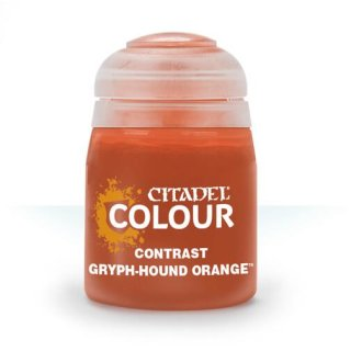 Modellbaufarbe CONTRAST: GRYPH-HOUND ORANGE (18ML)