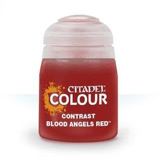 Modellbaufarbe CONTRAST: BLOOD ANGELS RED (18ML)