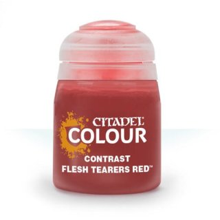 Modellbaufarbe CONTRAST: FLESH TEARERS RED 18 ml