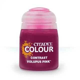 Modellbaufarbe CONTRAST: VOLUPUS PINK (18ML)