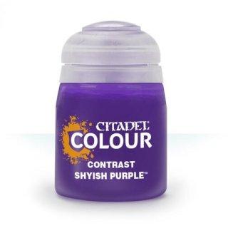 Modellbaufarbe CONTRAST: SHYISH PURPLE (18ML)