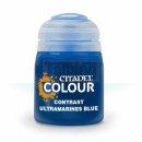 Modellbaufarbe CONTRAST: ULTRAMARINES BLUE (18ML)