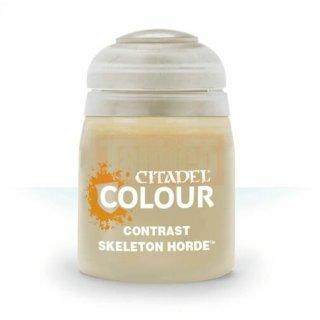 Modellbaufarbe CONTRAST: SKELETON HORDE (18ML)