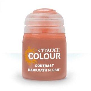 Modellbaufarbe CONTRAST: DARKOATH FLESH (18ML)