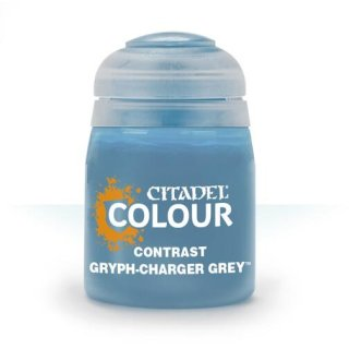 Modellbaufarbe CONTRAST: GRYPH-CHARGER GREY (18ML)