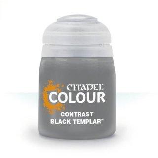Modellbaufarbe CONTRAST: BLACK TEMPLAR (18ML)