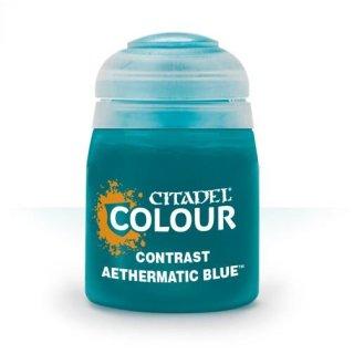 Modellbaufarbe CONTRAST: AETHERMATIC BLUE (18ML)