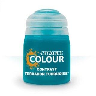 Modellbaufarbe CONTRAST: TERRADON TURQUOISE (18ML)