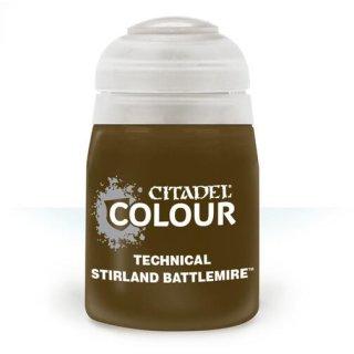 Modellbaufarbe Technical Stirland Battlemire 24 ml
