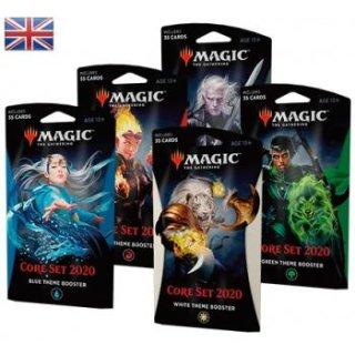 1 MAGIC THE GATHERING Core Set 2020 Themen Booster