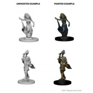 Dungeon & Dragons Figuren Medusas