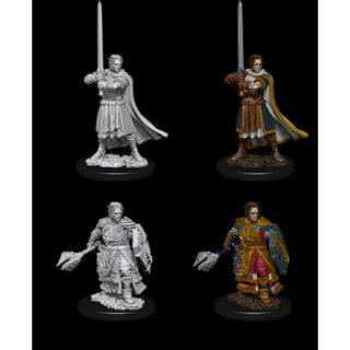 Dungeon & Dragons Figur Human Cleric