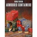 WARHAMMER 40k MUNITORUM ARMOURED CONTAINERS