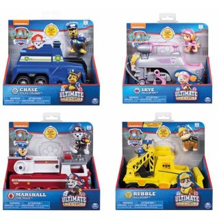 Paw patrol Ultimate Rescue Themed Vehicles fahrzeuge