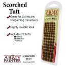 Scorched Tuft Modellbaugras 72 Tufts